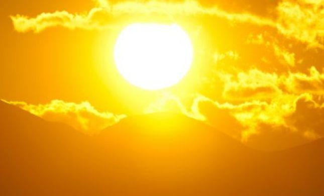 תחזית מזג אוויר | לקראת גל חום כבד וארוך
