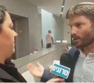 """חדשות, חדשות פוליטי מדיני, מבזקים סמוטריץ': """"8 מנדטים זו תוצאה סבירה בנסיבות"""""""
