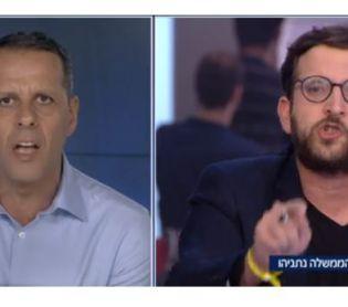 חדשות טלוויזיה, טלוויזיה ורדיו, מבזקים צפו: עימות סוער בין יועצו של נתניהו ליועץ של גנץ