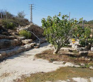 """טיולים, מבזקים, צאו לטייל הגן הלאומי עין חניה בירושלים יפתח בחוה""""מ סוכות"""