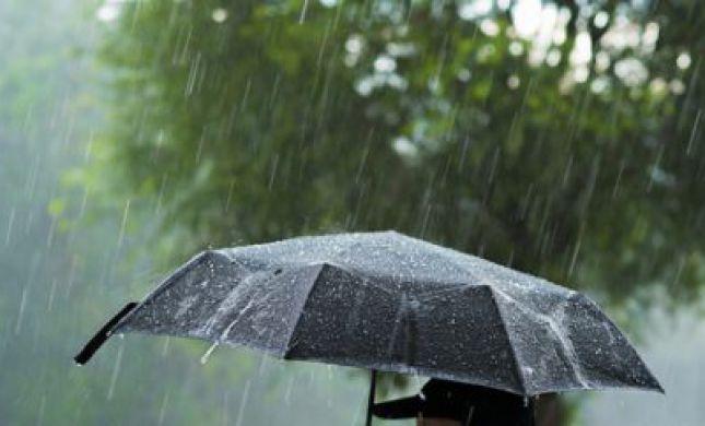 גשם מצפון עד דרום; הקור חוזר: תחזית מזג האוויר