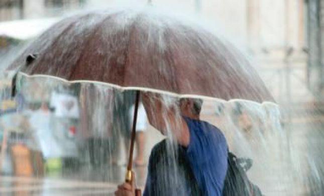 אחרי הפוגה קצרה - הגשם חוזר: תחזית מזג האוויר