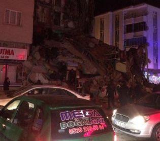חדשות בעולם, מבזקים 21 הרוגים ברעידת אדמה בטורקיה, שהורגשה בישראל