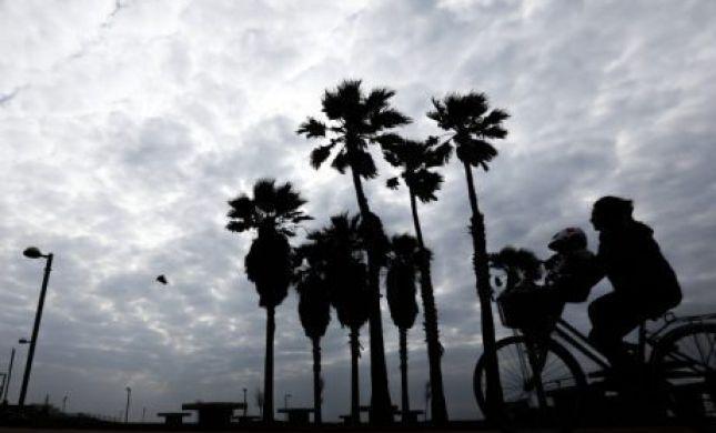 שבוע חורפי | ירידה בטמפ', רוח וגשם: תחזית מזג אוויר לשבוע הקרוב