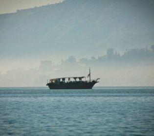 ארץ ישראל יפה, טיולים, מבזקים נחלי הצפון שוצפים: מפלס הכנרת בדרך לעוד שיא