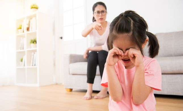 לתת עונשים לילדים - מה הבעיה עם זה?