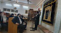 """חדשות חרדים אצבע בעין לעוצמה: כנס בחירות של ש""""ס בכפר חב""""ד"""