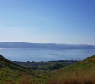 ארץ ישראל יפה, טיולים, מבזקים מתקרבים לפתיחת הסכר: מפלס הכנרת ממשיך לטפס