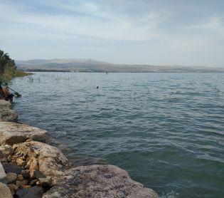 ארץ ישראל יפה, טיולים, מבזקים ירידה משמעותית במפלס הכנרת