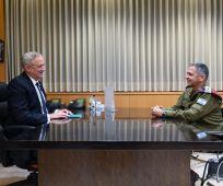 """חדשות, חדשות צבא ובטחון, מבזקים נערכים לריבונות: גנץ הורה לצה""""ל להאיץ את ההכנות"""