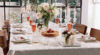 עיצוב ולייף סטייל, צרכנות המשביר לצרכן מציג: שולחן החג המושלם לשבועות