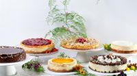 """אוכל, חדשות האוכל חגיגה לבנה: מצעד עוגות הגבינה לשבועות תש""""פ"""