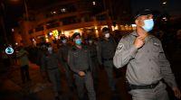 חדשות, חדשות צבא ובטחון, מבזקים השוטר שהכה באגרוף מפגין חרדי הועבר מתפקידו