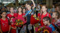 חדשות ספורט, מבזקים, ספורט לינוי אשרם זכתה באליפות אירופה