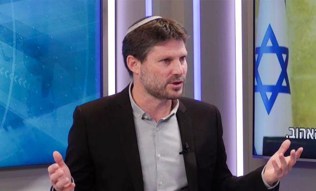 בראיון מקיף: סמוטריץ' שובר שתיקה באולפן ופותח הכל