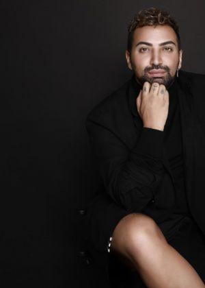 גילי אלגבי יהיה אחראי על האיפור של שירה איסקוב בר רפאלי ועוד בשבוע האופנה קורנית תל אביב