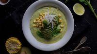 אוכל, מתכוני פרווה הנשנוש המושלם: מטבל אבוקדו ותירס